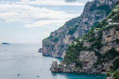 📌 Lovely View from the Cliffside Village Positano, province of Salerno, the region of Campania, Amalfi Coast, Costiera Amalfitana, Italy Positano, Amalfi Coast, Italy, Water, Pictures, Outdoor, Positano Italy, Gripe Water, Photos