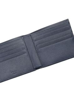 Saffiano Leather Bifold Wallet by Prada at Gilt