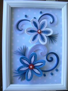 Quilling Craft, Quilling Patterns, Quilling Designs, Paper Wall Art, Arts And Crafts, Diy Crafts, Diy Art Projects, Mandala, Paper Cutting