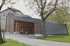 Hangar Agricole - Localarchitecture