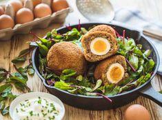 Cobb Salad, Eggs, Breakfast, Food, Breakfast Cafe, Egg, Essen, Yemek, Meals