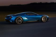 Sorry Brits: Ford May Only Sell 20 2016 Ford GT Supercars in the UK