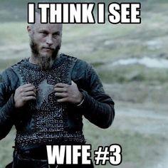 Ragnar #vikings