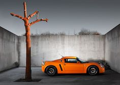 Opel Speedster 2.2l // Vauxhall VX220 by Anthony Soete (Belgium), via Flickr