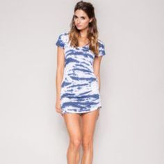 Designer Saint Grace Jersey Dress