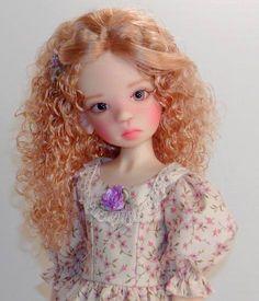 Nelly's new wig, Winter Angel in Joy from Jpopdolls!