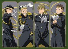 View full-size (1083x783 555 kB.) Bokuto Koutarou, Akaashi Keiji, Bokuaka, Kagehina, Kuroo, Haikyuu Nekoma, Haikyuu Meme, Haikyuu Fanart, Cartoon As Anime