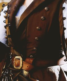 The Musketeers: Costumes