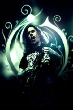 Mikael Akerfeldt. Opeth.