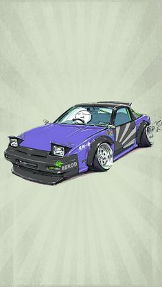 #nissan #drift #bbrod #art