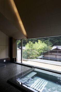 Hot Spa, Fukushima, Japan