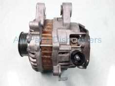 Used 2013 Honda Civic ALTERNATOR / GENERATOR  31100-R1A-A01 31100R1AA01. Purchase from https://ahparts.com/buy-used/2013-Honda-Civic-ALTERNATOR-GENERATOR-31100-R1A-A01-31100R1AA01/105637-1?utm_source=pinterest