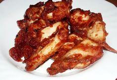Mézes-csípős csirkeszárny French Toast, Bacon, Chicken, Breakfast, Food, Morning Coffee, Essen, Meals, Yemek
