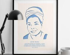 Maya Angelou - Nevertheless She Persisted - Maya Angelou Quote - Girl Power - Feminist Gifts - Girl Boss - Feminism Quotes - Wedding Gift
