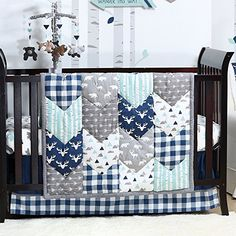 10 Best Baby Crib Sets for Boys - Best Deals for Kids