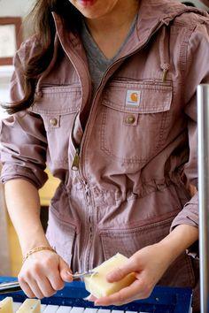 Carhartt Womens El Paso Utility Jacket