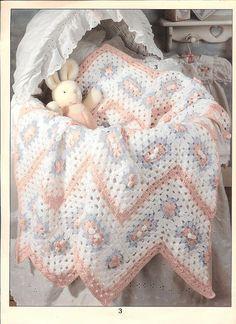 Ravelry: Patchwork Ripple Granny pattern by Tammy Kreimeyer