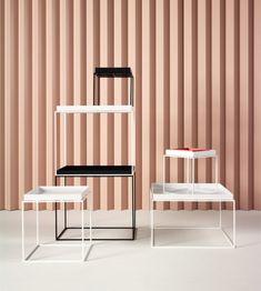 Atemberaubendes Industriedesign Aus Dänemark. Der Perfekt Gelungene  Beistelltisch Tray Table Aus Dem Hause HAY.