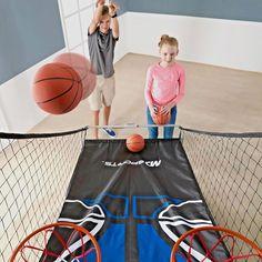 2 Player Basketball Arcade Game Baseball Football Kid Fun Family Event Foldable #2PlayerBasketball