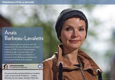 Anaïs Barbeau-Lavalette - La Presse+