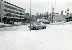 Kävelykatu 1965 Finland, Vehicles, Car, Automobile, Cars, Vehicle, Autos, Tools