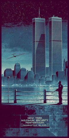 Escape From New York' by Matt Ferguson