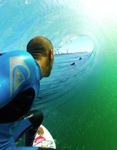 We'll just leave this here…Photo | Kelly Slater | GoPro...