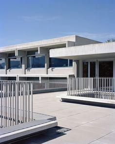 Giraudi Radczuweit Architects, Durisch + Nolli, Daniela Droz & Tonatiuh Ambrosetti · Centrum szkoleniowe Nosedo