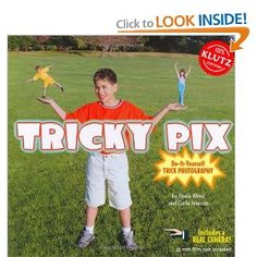 Trick photography for kids!