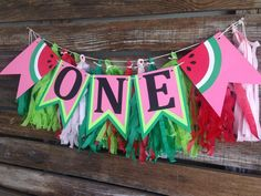 Watermelon Birthday High Chair Banner - One In A Melon First Birthday Decorations Watermelon Party I Am One Watermelon Happy Birthday Banner Baby First Birthday Themes, First Birthday Decorations, First Birthday Banners, Gold Birthday Party, 1st Birthday Girls, First Birthday Parties, First Birthdays, Birthday Ideas, Birthday Chair