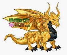Dragon City: The Gold dragon information Dragon City Cheats, Dragon City Game, New Dragon, Gold Dragon, Dragon Book, Aztec Emperor, City Generator, Dragon Birthday Parties, Dragon Images