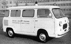 Pierfrancesco Mainetti - La Storia dell'Ambulanza - FIAT 600 T 1960