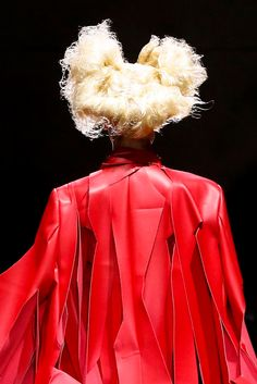 Spring 2015 Ready-to-Wear - Comme des Garçons