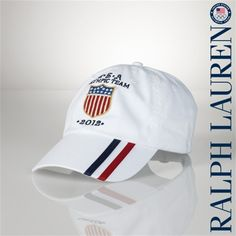 1ee3f80d655 Ralph Lauren USA Olympic Team Hat Ralph Lauren Style