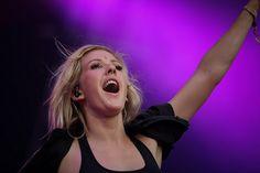Ellie Goulding live at Positivus Festival '14 Photo Alfrēds Ulmanis www.positivusfestival.com
