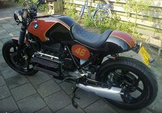 BMW K100RS caferacer