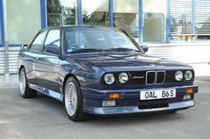 Alpina B6 3.5S (E30 M3 basis) with 320 Nm. and GetraSport manual. Top speed 255km