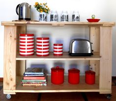 pallet na cozinha moderna - Pesquisa Google
