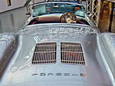 Photograph Porsche 550 Spyder (Replica) by Jo Kerr on 500px