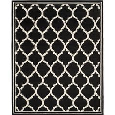Perfect for any backyard, patio, deck or along the pool, this rug is great for outdoor use as well as any indoor use that requires an easy to maintain rug. Safavieh's Amherst collection was created for today's indoor/outdoor lifestyle.