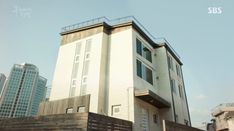 Heo Joon-jae's House — Exterior – Korean Dramaland Legend Of The Blue Sea Wallpaper, Building A Small House, Mediterranean House Plans, Beach House Plans, Japanese House, Farmhouse Plans, Architect Design, Exterior, Architecture