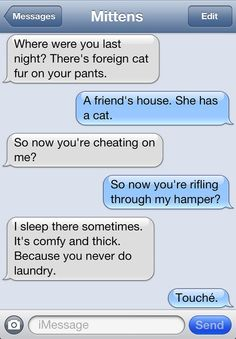 Texts From Mittens: What If Cats Could Text? Funny Text Fails, Funny Text Messages, Funny Images, Funny Pictures, Sports Pictures, Dog Texts, Drunk Texts, Epic Texts, Text From Mittens