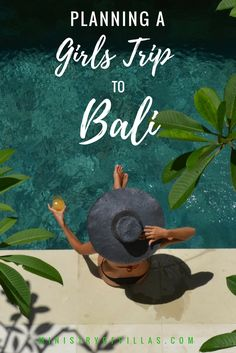 Bali is always a good idea - especially if you're bringing your girl squad! Check out the best things to do in Bali with the girls and the best Bali accommodation for groups of girls. Guide to planning a girls trip to Bali.