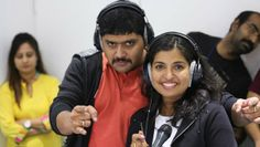 """Sindhu Biju and Mithun Ramesh of Dubai radio station Hit 96.7 FM ruled the airwaves on Monday after setting a new world record for Longest marathon for a radio music show DJ – team.  The two Indian DJ's hosted a """"talkathon"""" for the Malayalam language station which lasted for a gruelling 84 hours and 15 minutes.  The duo began the marathon on their 5pm show last Thursday, and ended their record-setting broadcast in the early hours of Monday morning"""