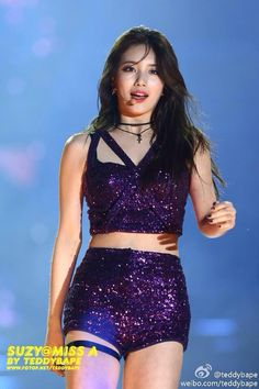 Suzy Snsd, Sistar Kpop, Concert Looks, Miss A Suzy, Anime Girl Neko, Bae Suzy, Stage Outfits, Korean Model, Beautiful Asian Girls