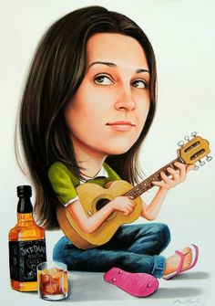 Couple Cartoon, Portrait Illustration, My Arts, Meme, Lol, Color 2, Photo And Video, Emoji, Artwork