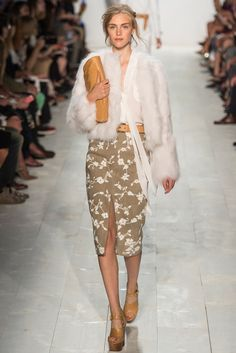 Michael Kors Collection Spring 2014 Ready-to-Wear Fashion Show - Hedvig Palm