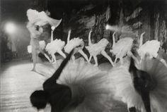 Ballerina. c. 1950 by Sabine Weiss