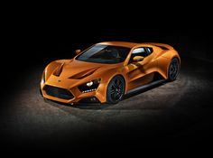 Zenvo ST1 (Denmark) -  You read that right – number seven hails from Denmark. Only 15 cars are made, and Zenvo guarantees pan-continental house calls if your ST1 needs maintenance.