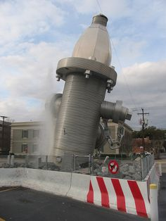 World's Largest Fire Hydrant   Flickr - Photo Sharing!